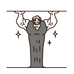 構造材の木が長持ち